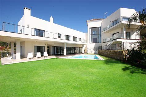 the villa villa crystal map location of villa crystal in benahavis marbella spain villas luxury