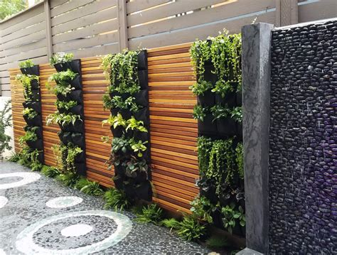 pocket outdoor vertical living wall planter www