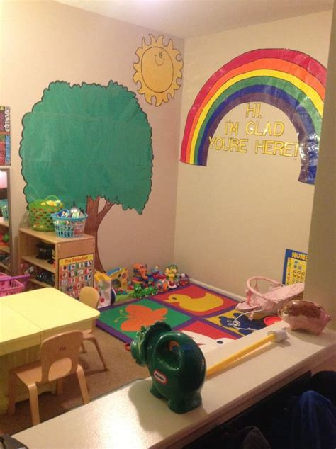 Home Daycare In A Small House Small Room Home Childcare Childcare Ideas