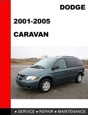 how to download repair manuals 2009 dodge caravan electronic toll collection dodge caravan 2001 2005 workshop service repair manual download m