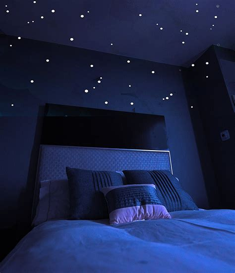 night stars bedroom l adult dark glow in sticker