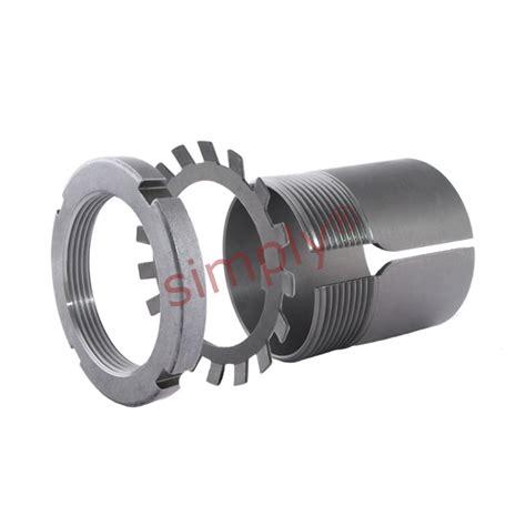 Lock Nuts Bearing An 17 Bmbasb Skf H205 Adaptor Sleeve With Lock Nut And Locking Device