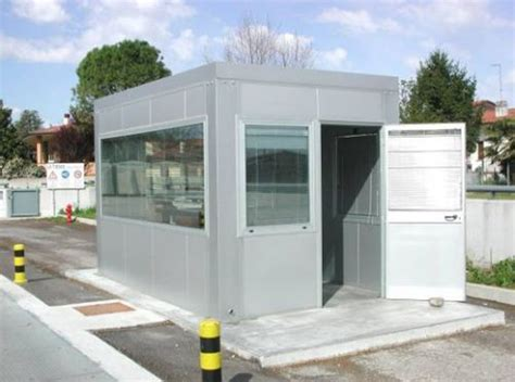 cabina prefabbricata cabina prefabbricata vetrate antisfondamento
