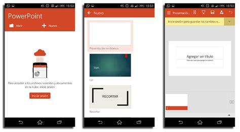 microsoft powerpoint for android ya disponible oficialmente microsoft office en android