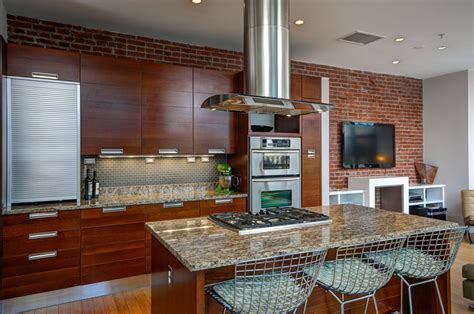 kitchen accent wall ideas 47 brick kitchen design ideas tile backsplash accent