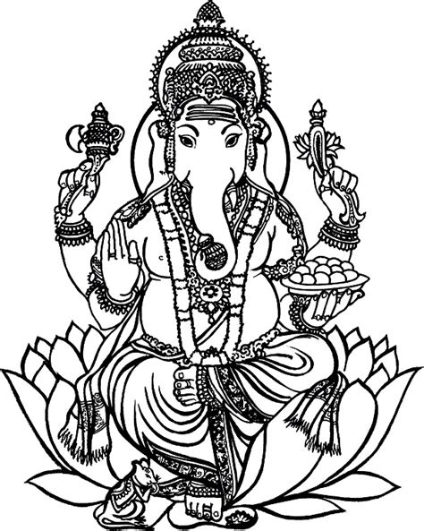 beginnings a devotional collection of black and white images to inspire your imagination a devotional coloring book collection volume 3 books best collection store god ganesha black white