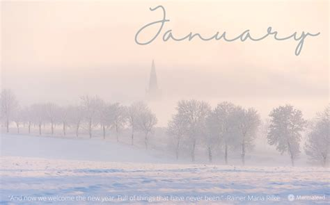 january   desktop calendarwallpaper  marmalead