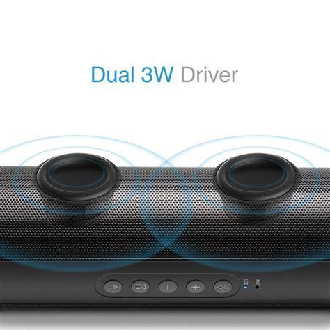 M&J Wireless Best Bluetooth Speaker Waterproof Portable