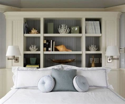 bedroom wall shelving ideas 57 smart bedroom storage ideas digsdigs