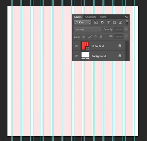 layout grid photoshop design a clean and elegant blog layout in photoshop cs6