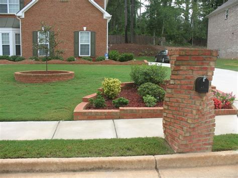 brick flower bed wooden flower bed borders iimajackrussell garages best