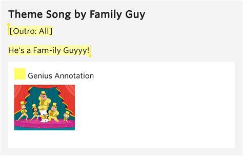 theme to family guy lyrics 7fc47ykckocga498y6d3w8yyb png