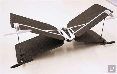 Parrot Swing Drone parrot no descansa y presenta sus mini drones swing y