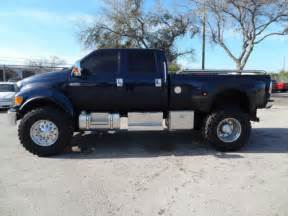 Ford F 650 2002 Ford F650 Crewzer For Sale Autos Post