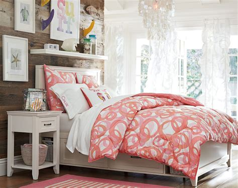 pbteen bedroom teenage girl bedroom ideas chic beach pbteen