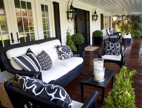 outdoor sitting area transitional porch kriste