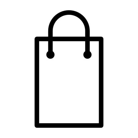 Logo Shopping Bag Icon Free Icons