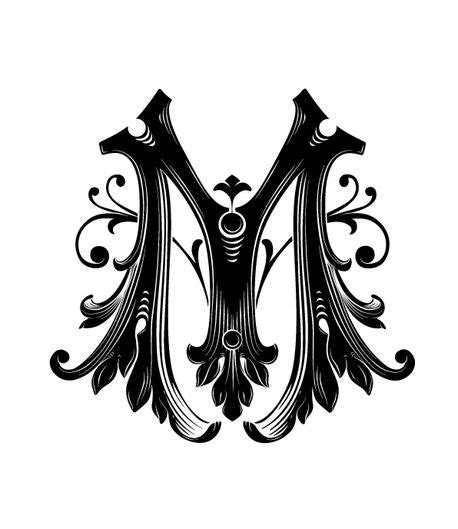 M Drawing Design by 28 Best Images About Letter M On Typography