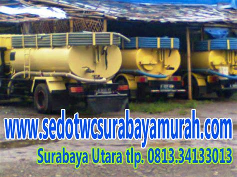 sedot wc surabaya utara call