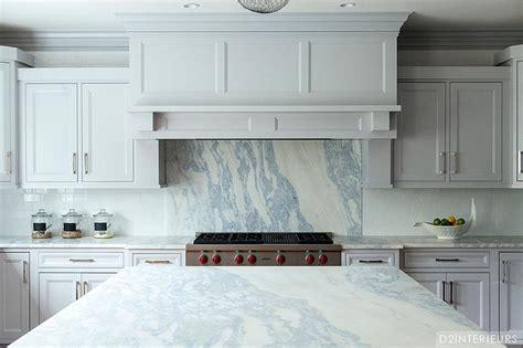 Gray Backsplash Kitchen Kitchen With Grey Marble Backsplash Contemporary Kitchen