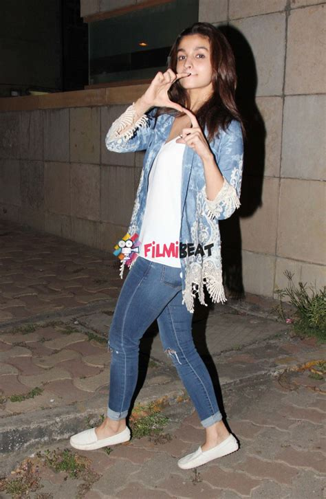 home pictures images photos alia bhatt spotted at shahid kapoor house
