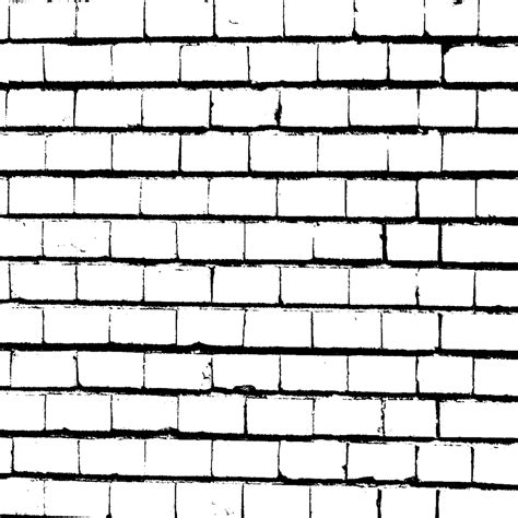 black and white wall brick wall in black and white textures png onlygfx
