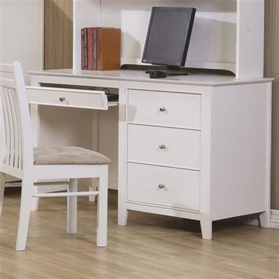 white computer desk other home office furniture in boca