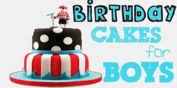 Birthdaycakes for boys jpg