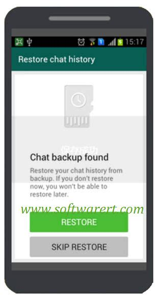 reset android whatsapp backup and restore whatsapp messages on android phones