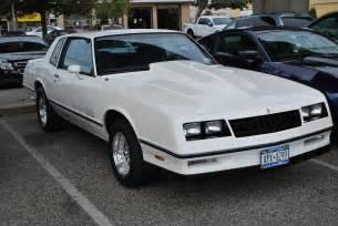 1984 Chevrolet Monte Carlo Ss 1984 Chevrolet Monte Carlo Ss I By Hardrocker78 On