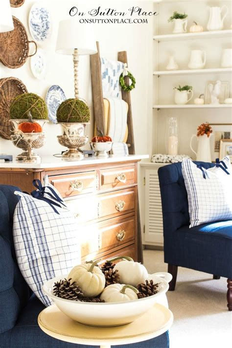 fall home decorating ideas quick and simple 183 storify fall vignette ideas simple festive fun on sutton place