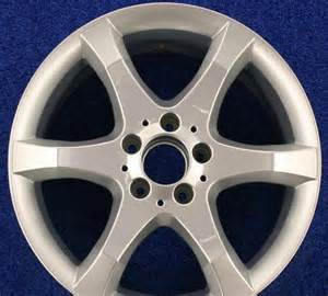 Mercedes C230 Rims 2007 Mercedes C230 Front Wheel 17 Quot Oem Wheels For Sale