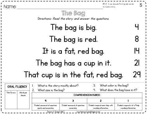 grade kindergarten worksheets activities reading practice for kindergarten worksheets