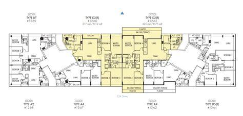 interlace floor plans