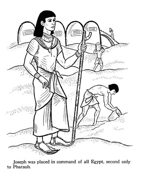 sunday school coloring pages for joseph 294 best images about kids joseph s life on pinterest