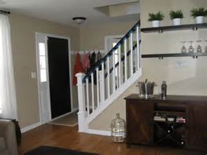 Half Wall Ideas For Stairs by 17 Best Images About Stairs On Pinterest Hallways Stair