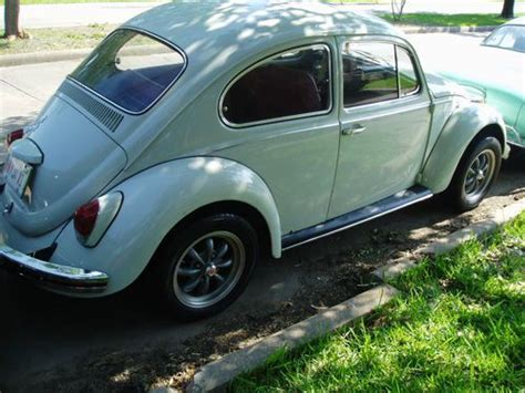 find   vw beetle wrare autostick transneeds motor work trade   vw bus