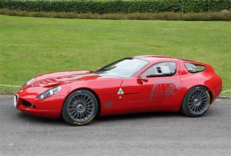 Alfa Romeo Tz3 by Gearheads And Monkeywrenches Zagato Atelier Presents The