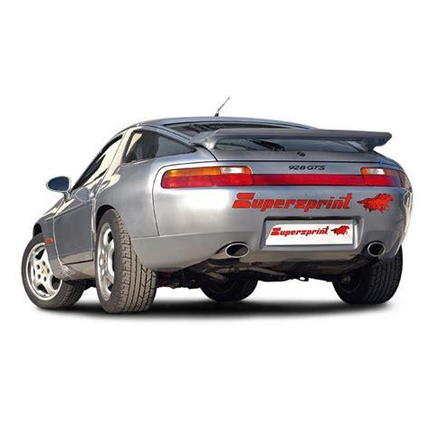 porsche exhaust system porsche 928 gts porsche exhaust systems