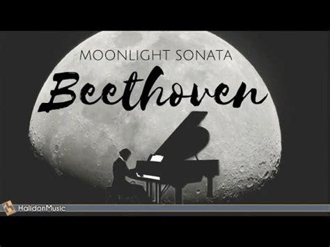 beethoven moonlight sonata (1st mov.) | classical piano