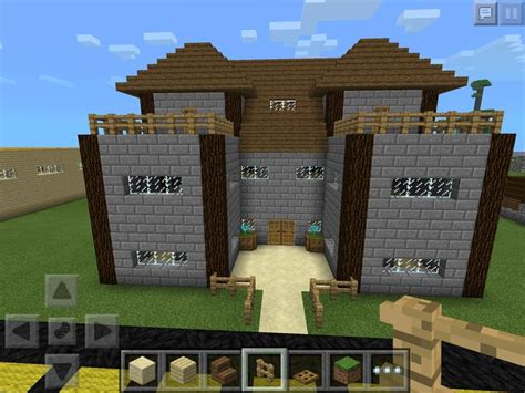 easy to build houses minecraft tower blueprints woodworking projects plans