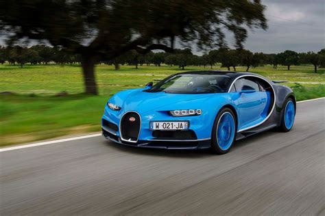 first bugatti 2018 bugatti chiron first drive review the benchmark