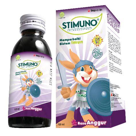 Stimuno Rasa Anggur 100 Ml stimuno syrup rasa anggur 100ml gogobli