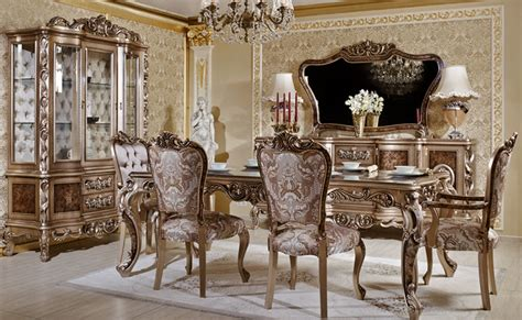 Luxurious Dining Room Sets Luxury Dining Room Furniture Sets Furniture Design Blogmetro