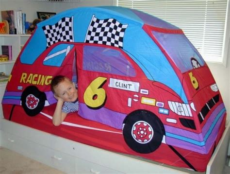 cars bed tent race car bed tent