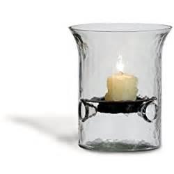 foreside artisan hurricane candle holder large