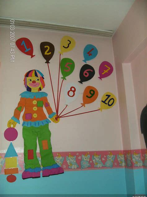Daycare Wall Decor by Preschool Classroom Wall Decorations 101design