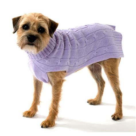 puppy sweaters sweater lavender purple sweaters at glamourmutt