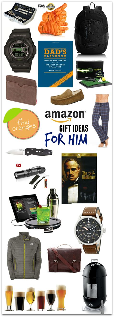 amazon holiday gift ideas for him