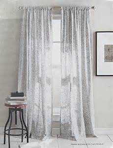 Dkny Curtains Dkny Set Of 2 Extra Long Window Curtains Panels 50 By 96